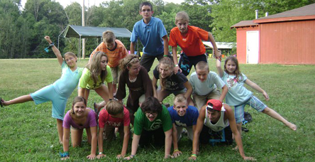 Royal Oak First Summer Camp Photo