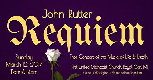 John Rutter – Requiem