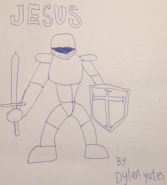 Disabled God