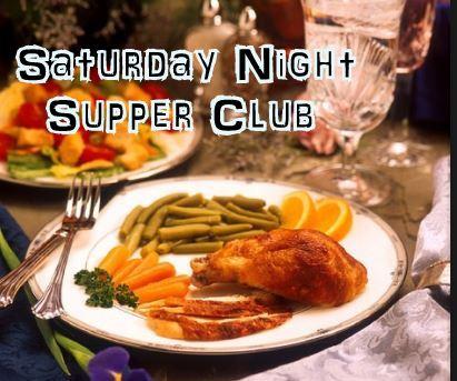 Saturday Night Supper Club with Rofum