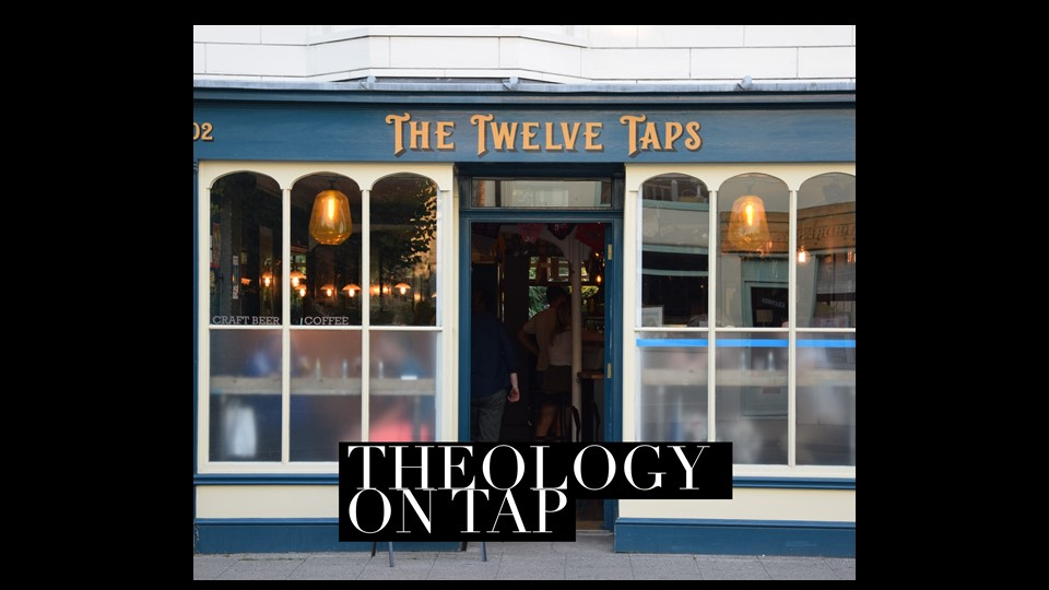 Theology at Rofum - At Ale Mary's in Royal Oak every Monday night