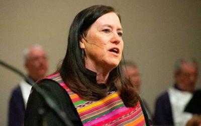 Rev. Myra Moreland
