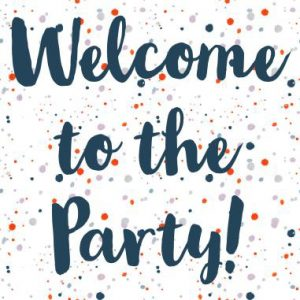 Welcome to the party - Sunday October 8th, 2017 at Rofum