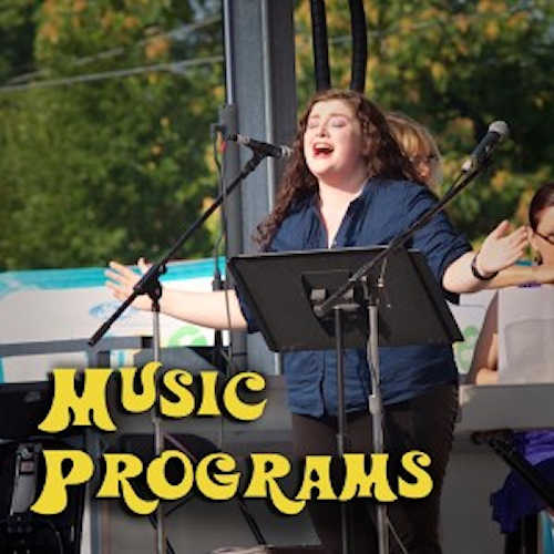 Image of our Music Program - Click image to learn more about Music at Rofum