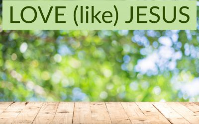 Love (like) Jesus