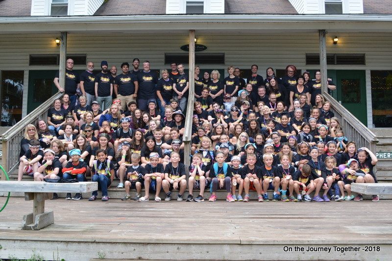 Choir Camp 2018