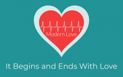 It Begins and Ends with Love Sermon