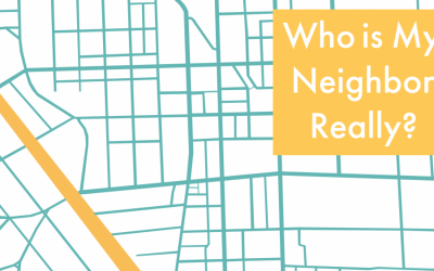 Who is my Neighbor, Really? Sermon