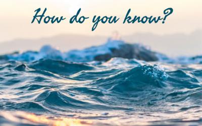 How Do You Know It's Jesus? Sermon