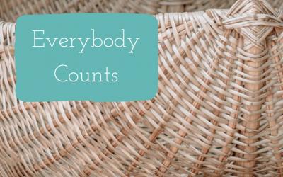Everybody Counts Sermon