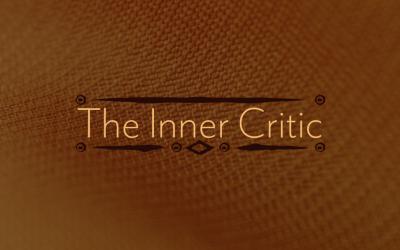 The Inner Critic Sermon