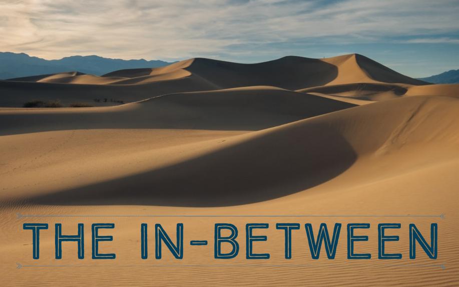 The In-Between Sermon