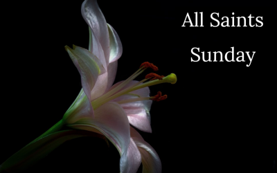 All Saints Sunday 2020